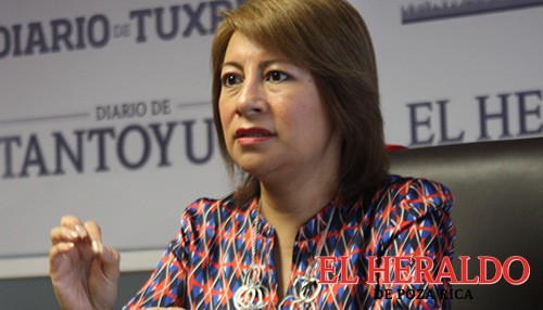 Las mujeres también son corruptas: Edda Arrez