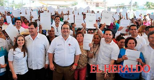 Consolida Veracruz proyecto de prosperidad