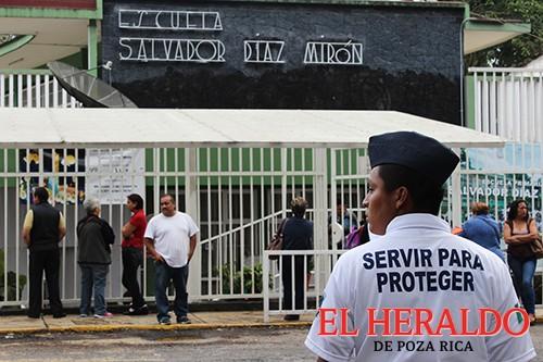 Escuelas seguras gracias a la participación ciudadana