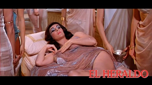 Cleopatra no era como la pintan