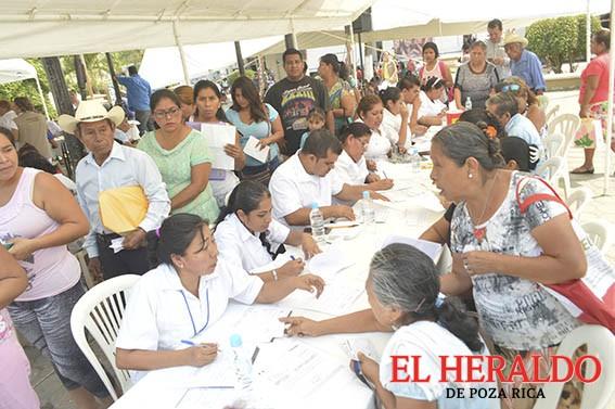 Consultas y estudios gratis en la Feria de la salud