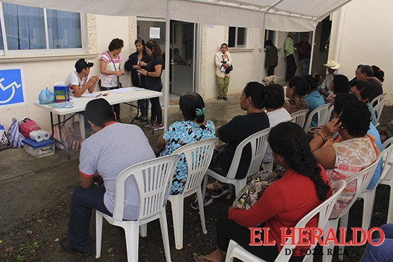 Anuncian Caravana de la Salud en Álamo