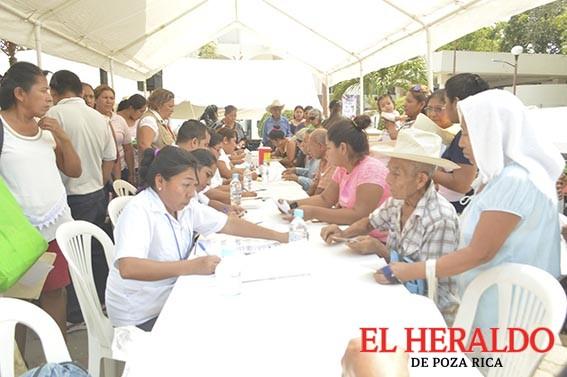 Anuncian Feria de la Salud en Álamo