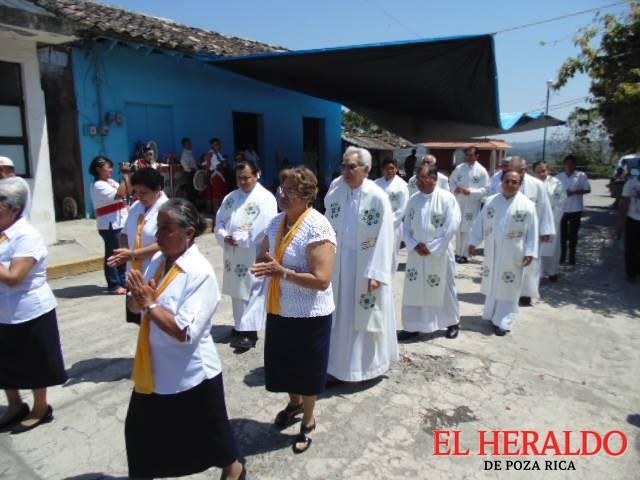 Cambiarán de sacerdote en la Santiago Apóstol