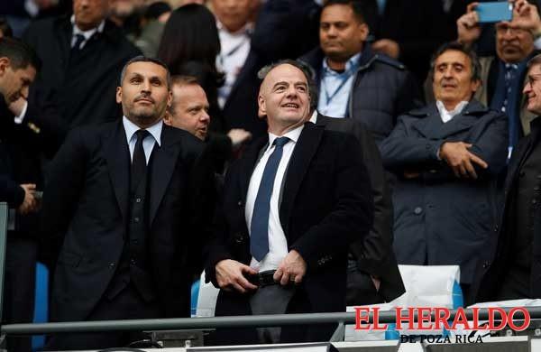 FIFA inicia inspección