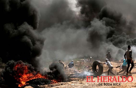 Soldados israelíes matan a 5 palestinos