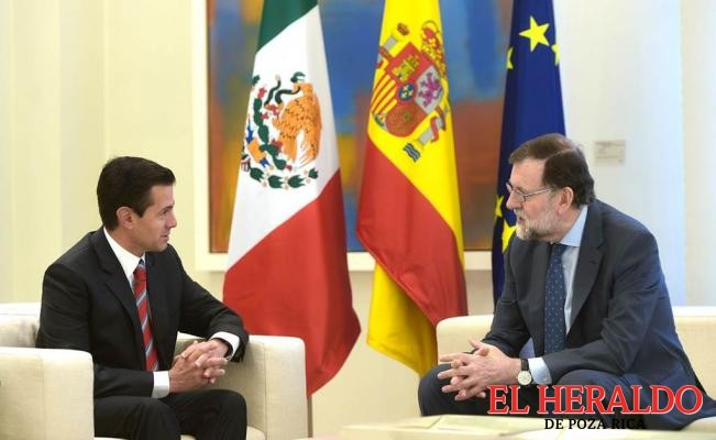 Peña y Rajoy revisan relación