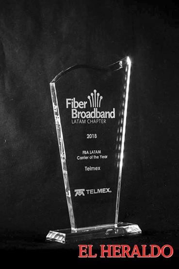 Telmex recibe reconocimiento