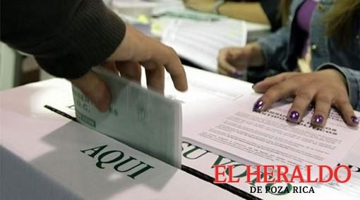 Ciudadanía con apatía por candidatos