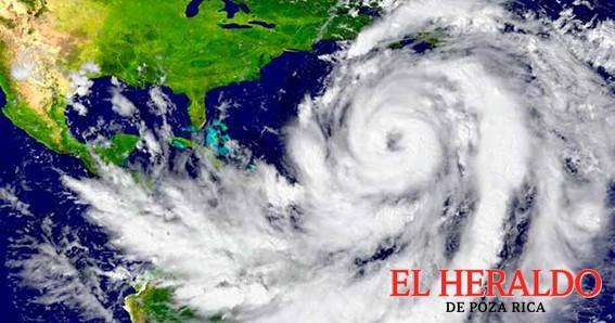Vienen 14 huracanes