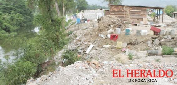 Freno a asentamientos en zonas de riesgo: PC