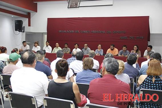 Poza Rica ya tiene Comité Municipal del Deporte