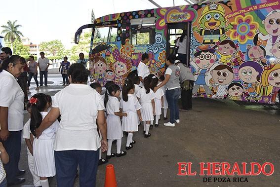 Niños, el mejor elemento para concientizar sobre seguridad vial