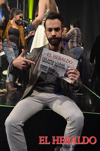 """EL Heraldo presente en """"Y mañana será otro día… mejor"""""""
