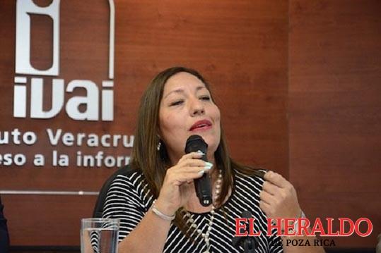 Yolli García se ausenta del IVAI