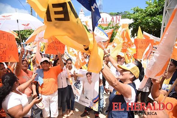 Movimiento Ciudadano muestra su músculo político