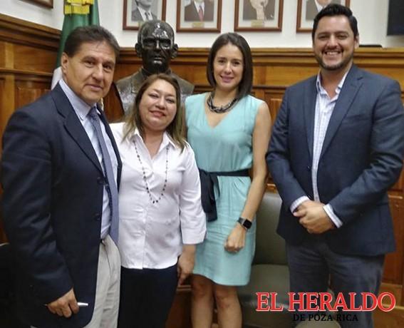 Coatzintla participará en alianza de alcaldes