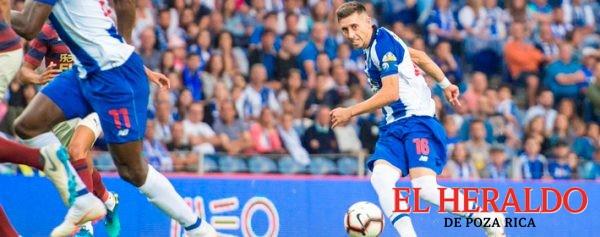 Continúa Herrera en el Porto