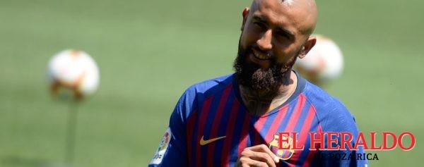 """""""Vengo a saldar cuenta pendiente"""": Vidal"""
