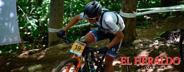 Ulloa suma bronce en ciclismo