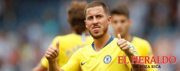 Real Madrid con todo por Hazard