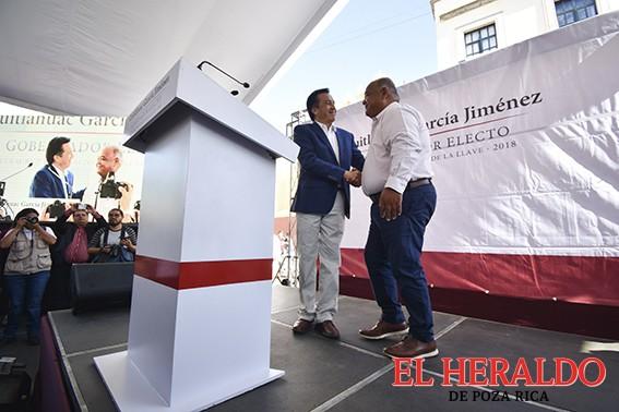Eric Cisneros será secretario de Gobierno