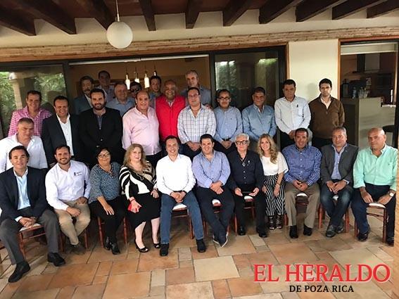 Confirma Cuitláhuac trabajo con medios