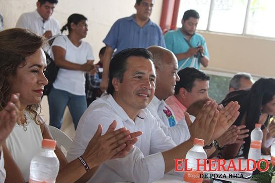 """""""Gobierno yunista aplicaría Año de Hidalgo"""": Cuitláhuac"""