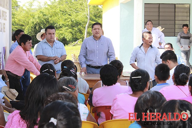 Habitantes de La Laguna respaldan a Mariano Romero