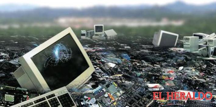 Proponen recolectar desechos electrónicos