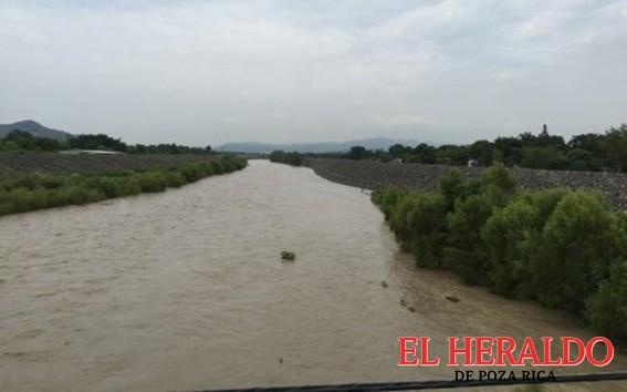 Vigila PC nivel del río Cazones