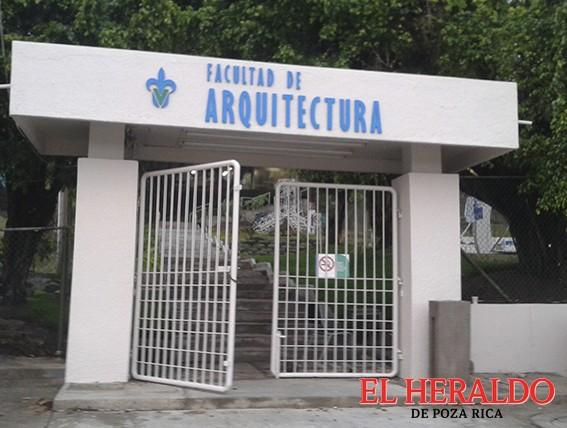 Por finalizar construcción facultad de arquitectura