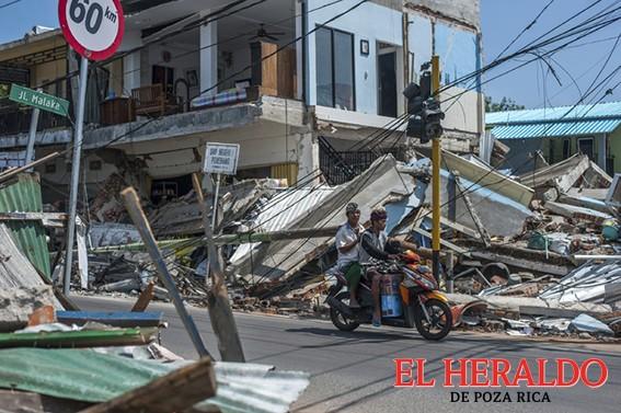 Otro terremoto sacudió Indonesia