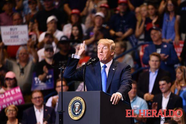 Trump pone en peligro a periodistas