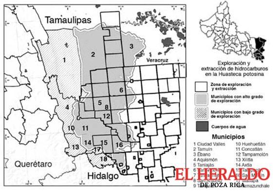 Pemex alista fracking