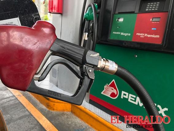 En 7 meses 14.3% ha subido gasolina Magna