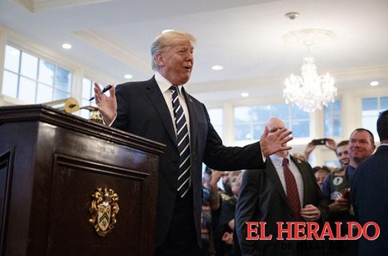 Condena Trump racismo