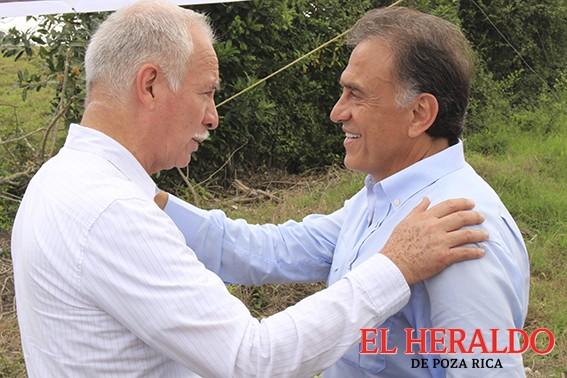 Vendrá Miguel Ángel Yunes Linares a Álamo