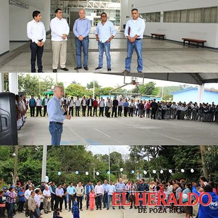 El Agua y la Seguridad son prioridad:Jorge Vera