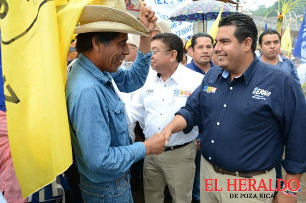Gana Ricardo Arturo Serna Barajas, diputación local