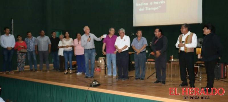 Inaugura Jorge Vera el festival de música