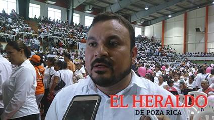 Llegan recursos de Fortalece a Veracruz