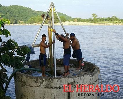 Insisten en dotar agua potable a La Laja