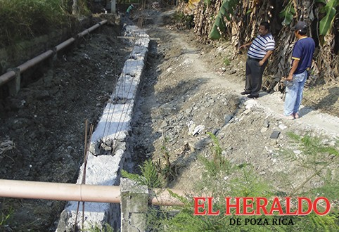 Supervisa Ayuntamiento diversas obras públicas