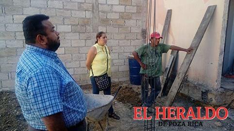 Construyen Centro Comunitario