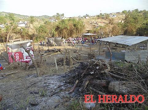 Inspecciona Protección Civil terrenos invadidos