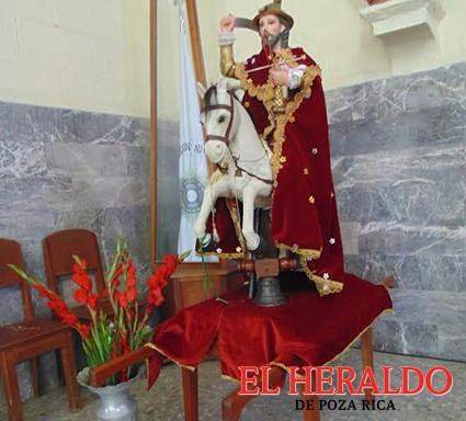 Sigue recorridos Santiago Apóstol