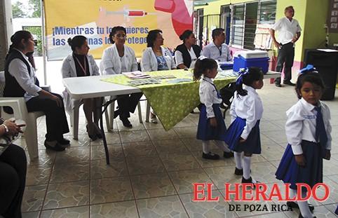 Anuncian Semana Nacional de Salud