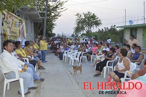 Hospital en Coatzintla será una realidad: Cruz Matheis