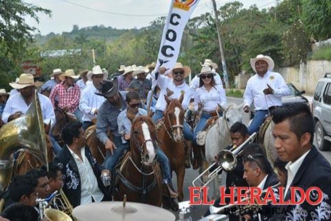 Realizarán cabalgata en honor Santiago Apóstol